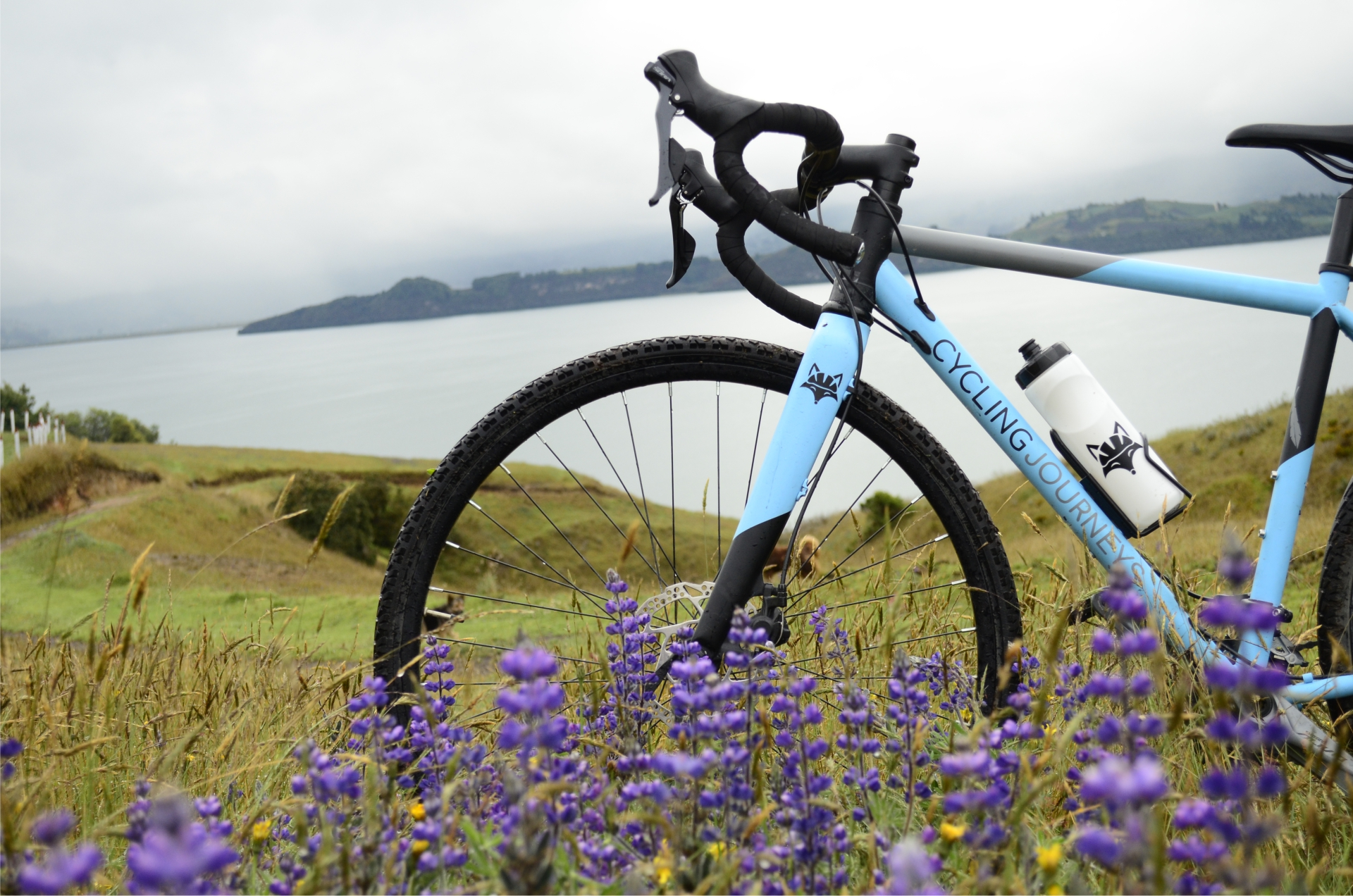 Boyaca Colombia tota lets ride