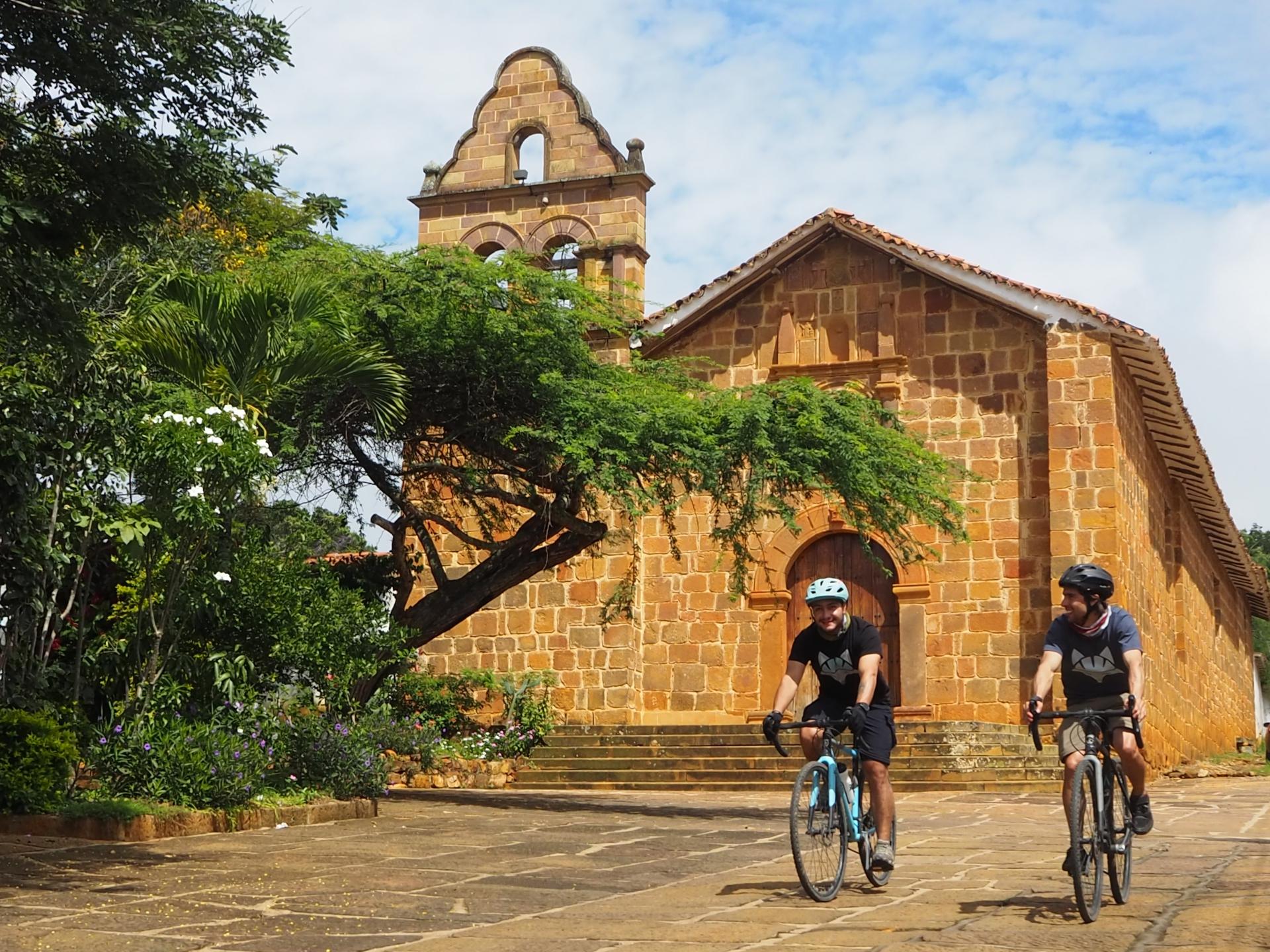 Santander cycling trip