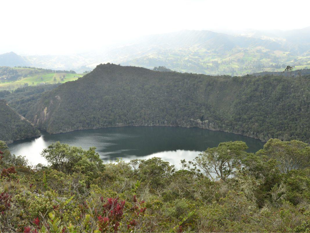Guatavita cycling journeys trip
