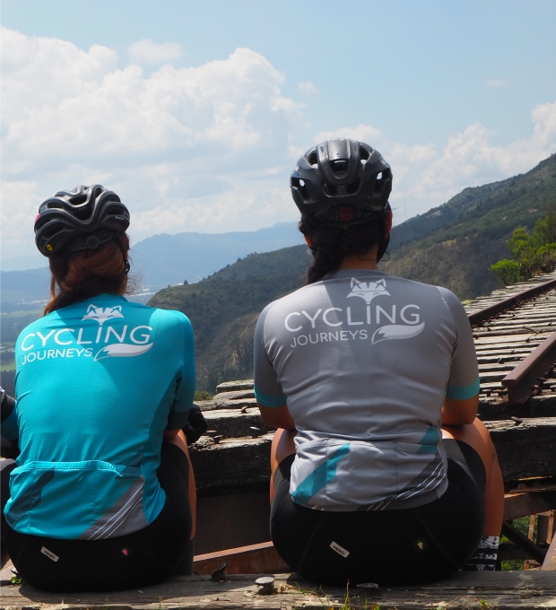 suesca gravel roads cycling journey